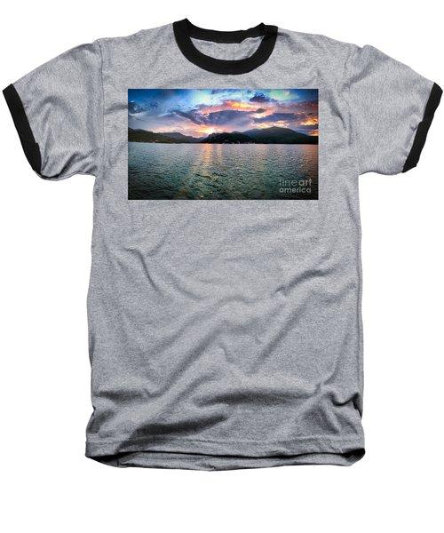 Lake Solstice Baseball T-Shirt