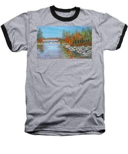 Lake Susie  Baseball T-Shirt by Rae  Smith