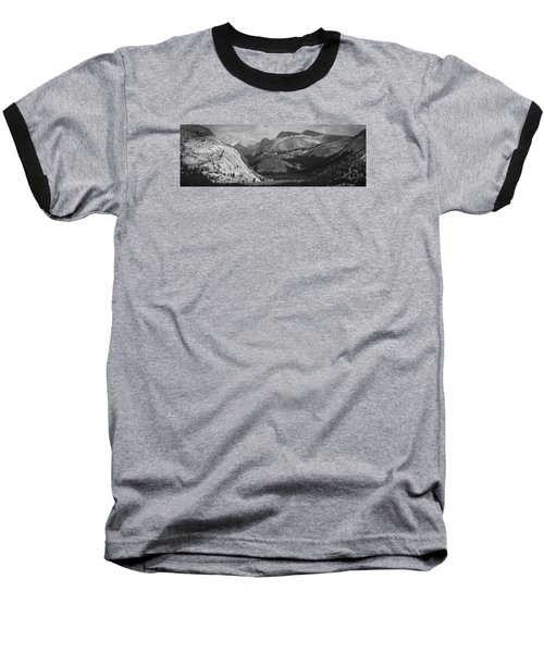 Lake Tenaya Baseball T-Shirt