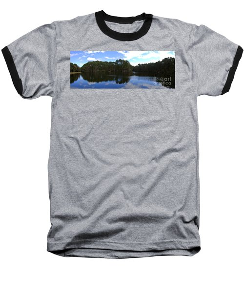 Lake Thomas Hilton Head Baseball T-Shirt