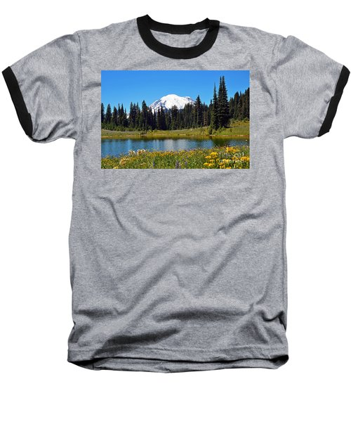 Lake Tipsoo Baseball T-Shirt
