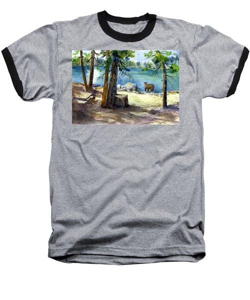 Lake Valley Bear Baseball T-Shirt