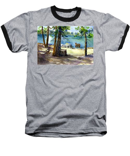 Lake Valley Bear Baseball T-Shirt