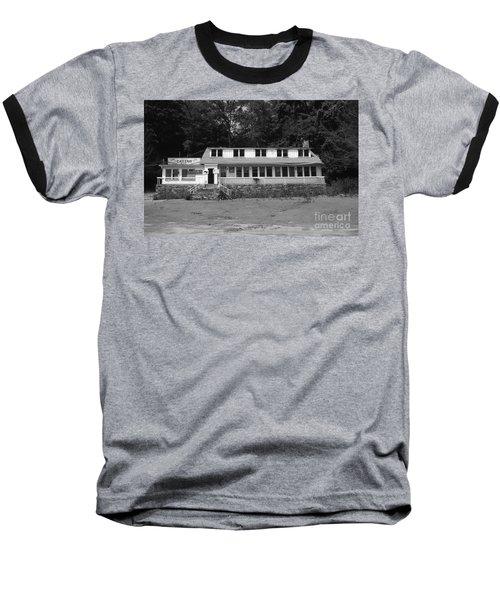 Lake Waramaug Casino Baseball T-Shirt