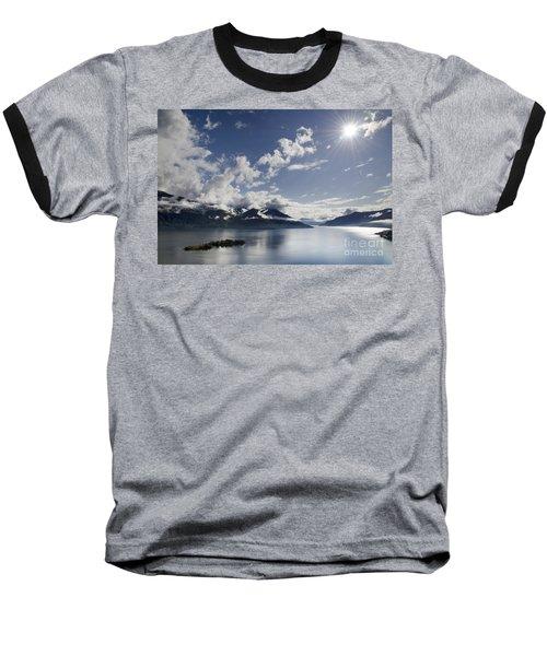 Lake With Islands Baseball T-Shirt