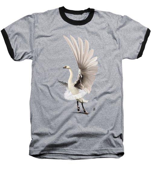 Lake Wordless Baseball T-Shirt