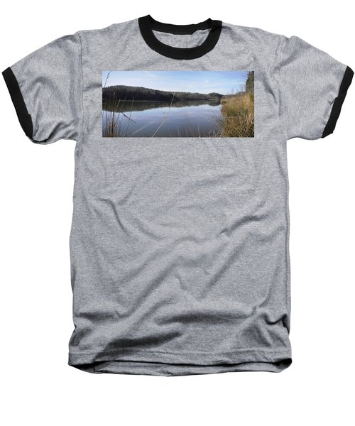 Lake Zwerner Early Spring Baseball T-Shirt