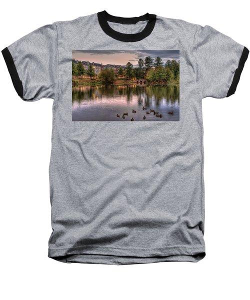 Lakeside At Milton Park Baseball T-Shirt