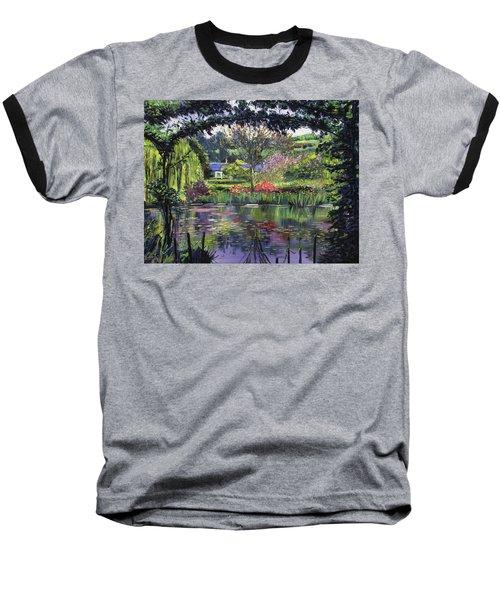Lakeside Giverny Baseball T-Shirt