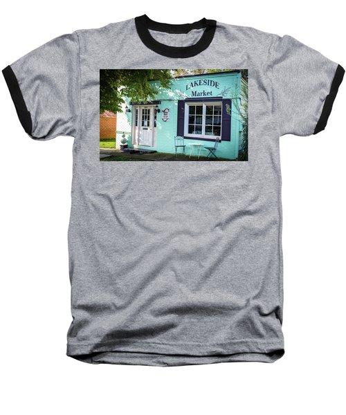 Lakeside Market Baseball T-Shirt