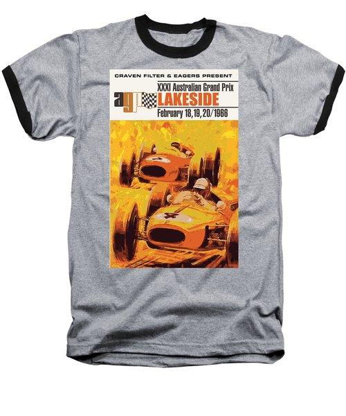 Lakeside Racing Baseball T-Shirt