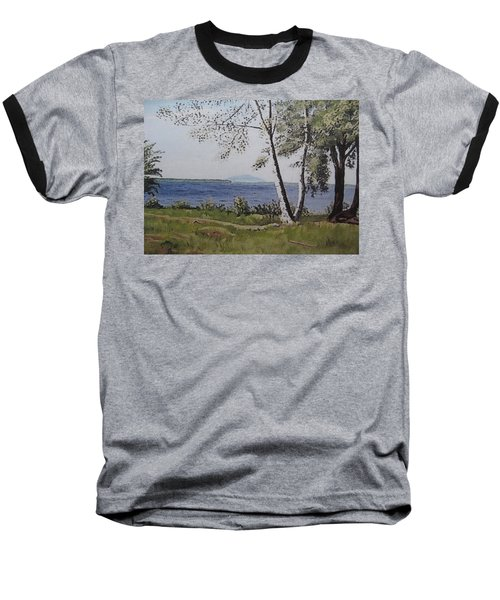 Lakeview Landing Baseball T-Shirt