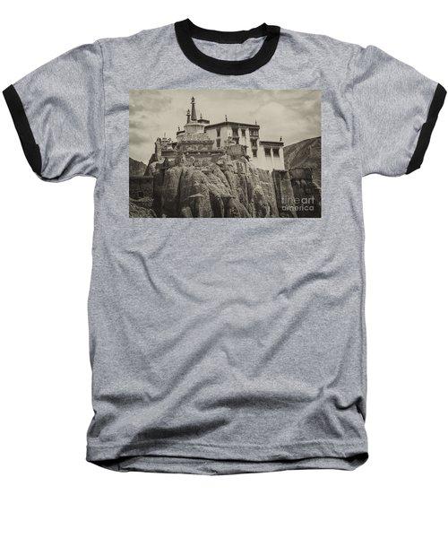 Lamayuru Monastery Baseball T-Shirt