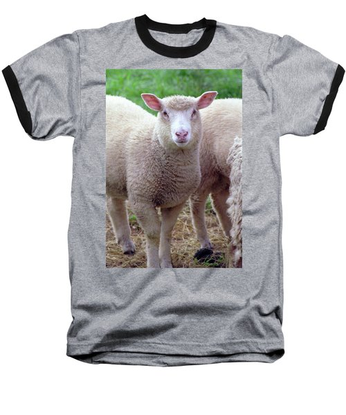 Lamb Baseball T-Shirt