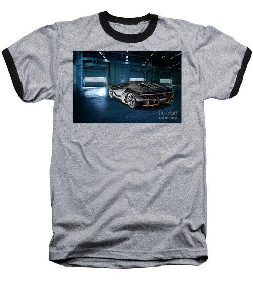 Lamborghini Centenario Lp 770-4 Baseball T-Shirt