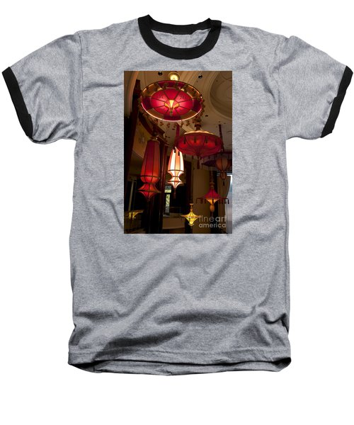 Lamps For Your Style Baseball T-Shirt by Ivete Basso Photography