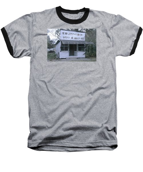 Land And Loan Co Baseball T-Shirt