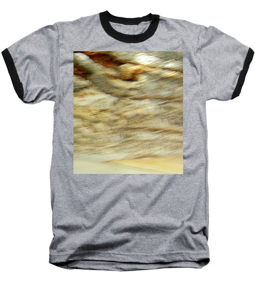 Baseball T-Shirt featuring the photograph Land And Sky by Lenore Senior