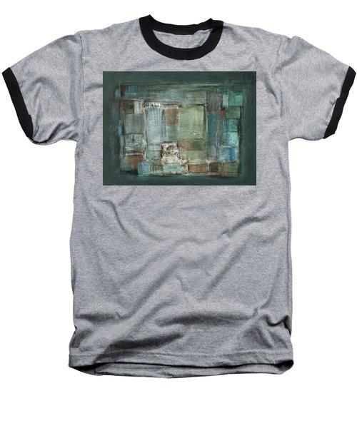 Texture Baseball T-Shirt