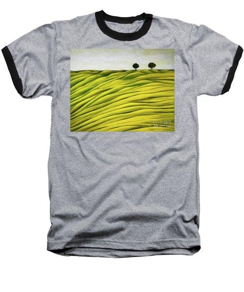 Land Of Breather Baseball T-Shirt