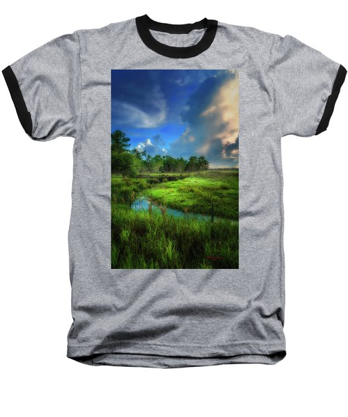 Baseball T-Shirt featuring the photograph Land Of Milk And Honey by Marvin Spates