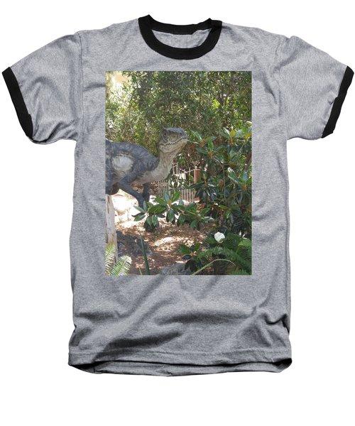 Land Of The Lost Baseball T-Shirt