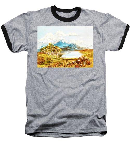 Land Scape No.-3 Baseball T-Shirt