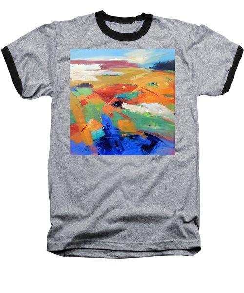 Landforms, Suggestion Of Place Baseball T-Shirt