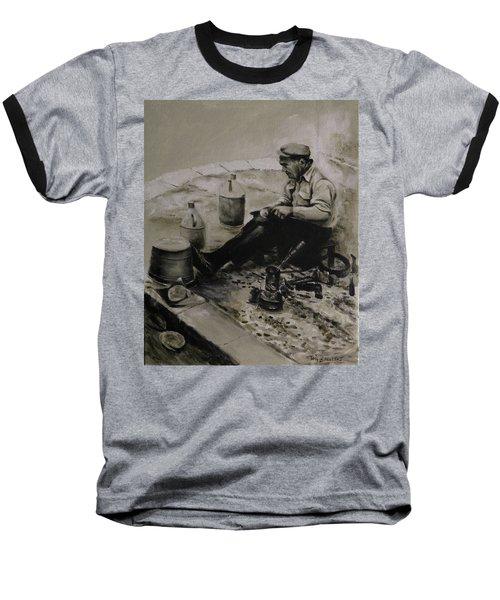 Landier.  Tinsmith. Baseball T-Shirt