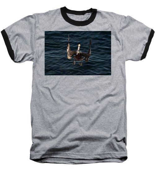 Landing 3 Baseball T-Shirt