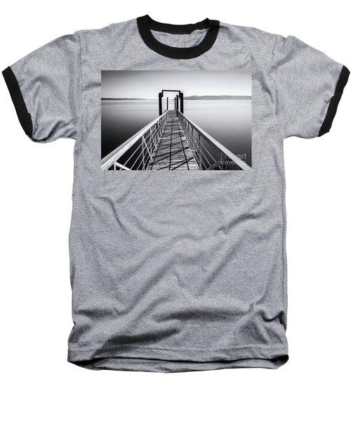 Landing Dock Baseball T-Shirt