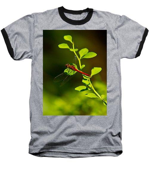 Landing Pad Baseball T-Shirt