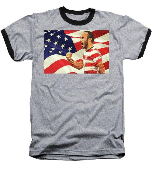 Landon Donovan Baseball T-Shirt
