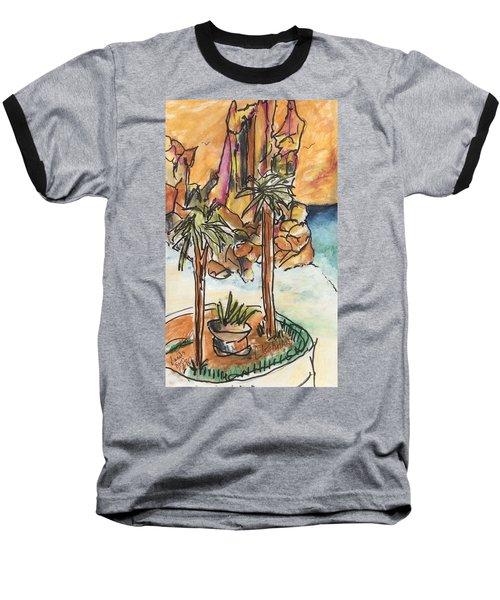 Lands End Cabo  Baseball T-Shirt