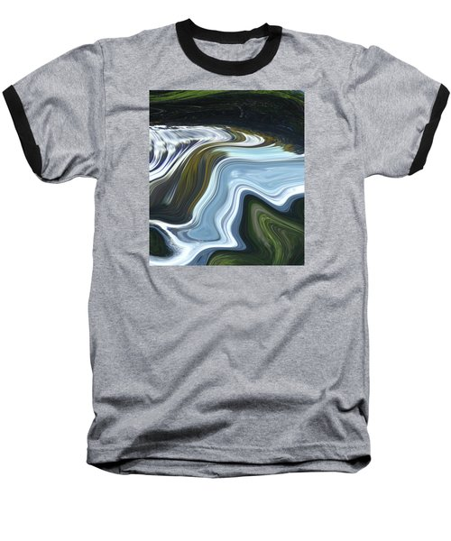 Lands End Baseball T-Shirt by Kerri Ligatich