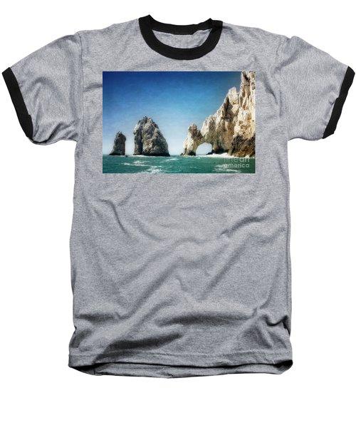 Lands End Baseball T-Shirt