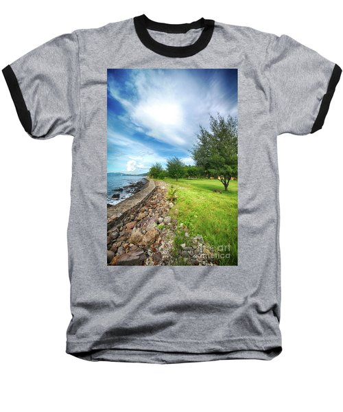 Baseball T-Shirt featuring the photograph Landscape 2 by Charuhas Images