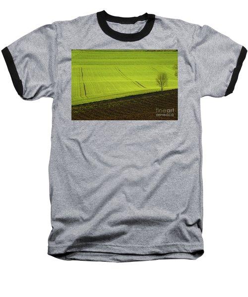 Landscape 4 Baseball T-Shirt
