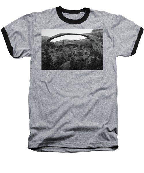 Landscape Arch Baseball T-Shirt