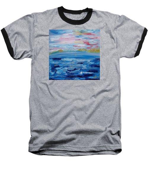 Landscape. Fantasy 05/02 Baseball T-Shirt