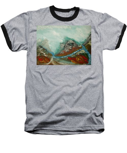 Landscape. Fantasy 19-2. Baseball T-Shirt