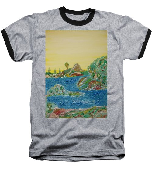 Landscape. Fantasy 28. Baseball T-Shirt