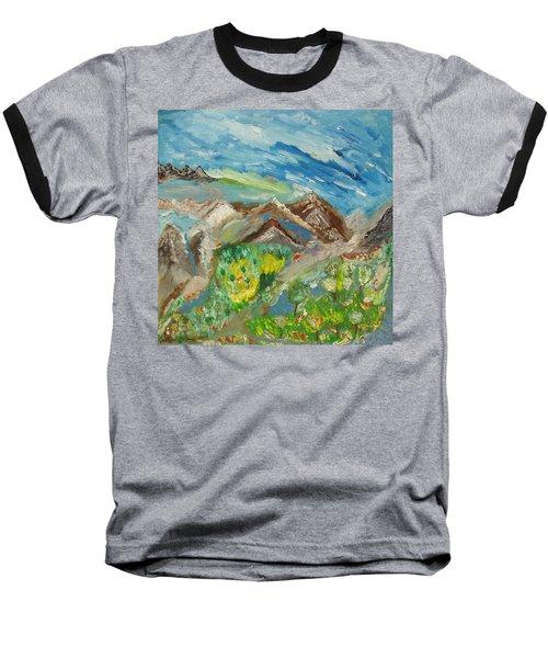 Landscape. Imagination 24. Baseball T-Shirt