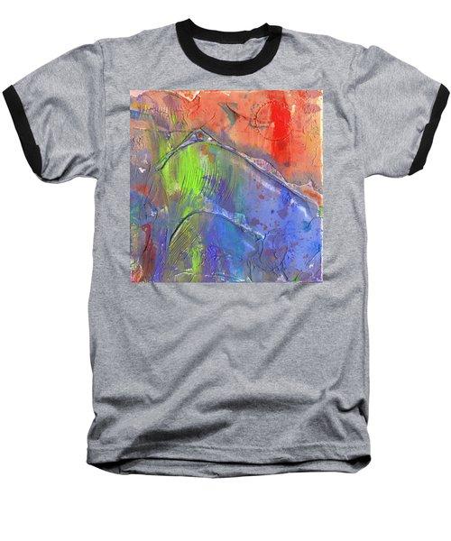 Landslide Baseball T-Shirt by Phil Strang