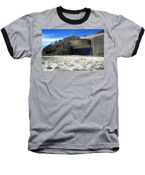 Langdon Battery Baseball T-Shirt