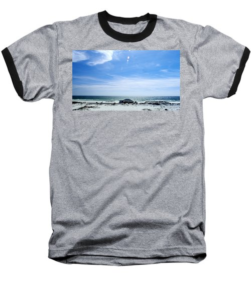 Langdon Beach Baseball T-Shirt