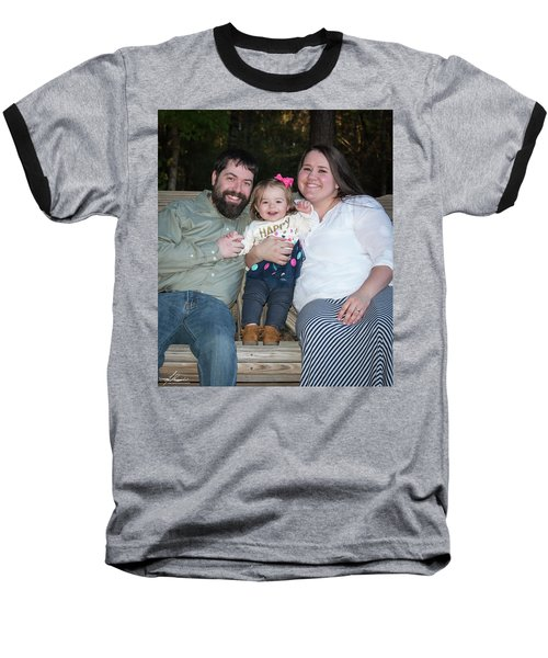 Langley 6581 Baseball T-Shirt