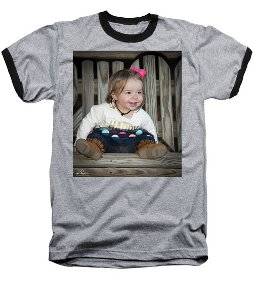 Langley 6582 Baseball T-Shirt
