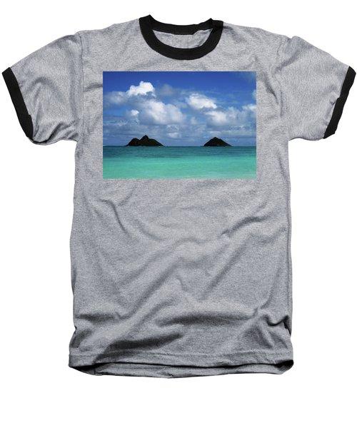 Lanikai Baseball T-Shirt