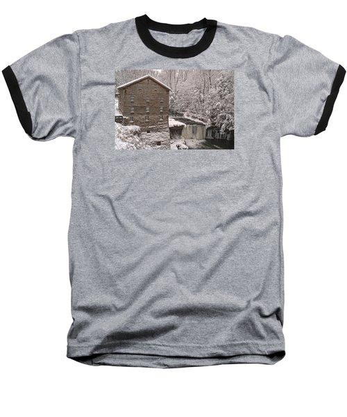 Lanterman's Mill Baseball T-Shirt by Michael McGowan